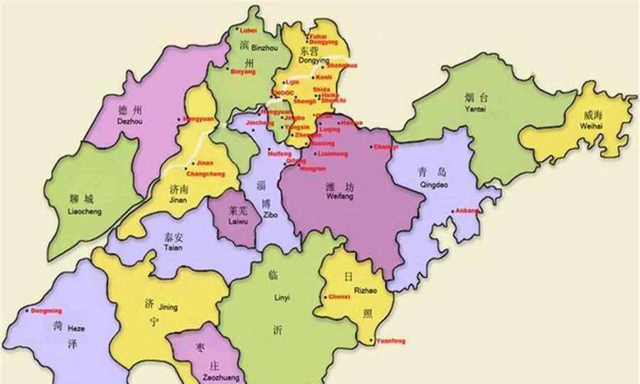 山东属于齐鲁两国,为何简称为鲁?