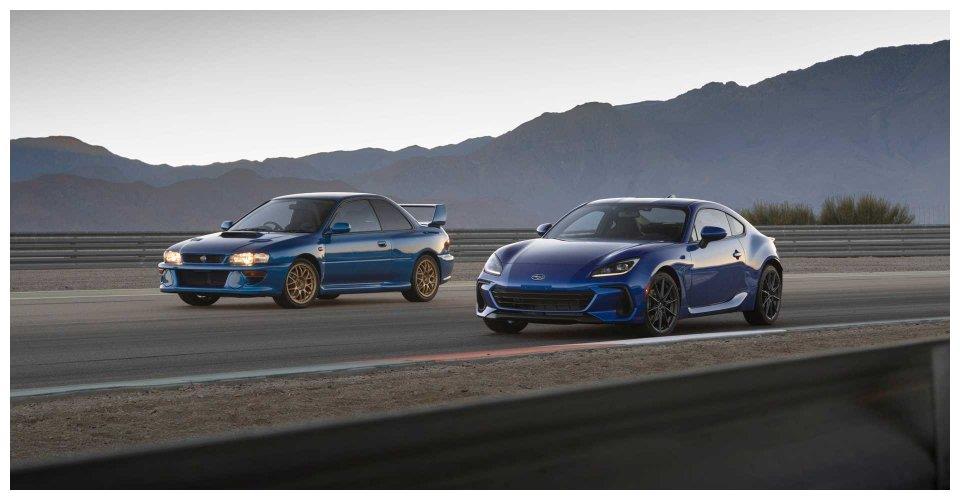 全球最畅销的双门跑车推出性能版? BRZ STi/GR 86渲染图曝光