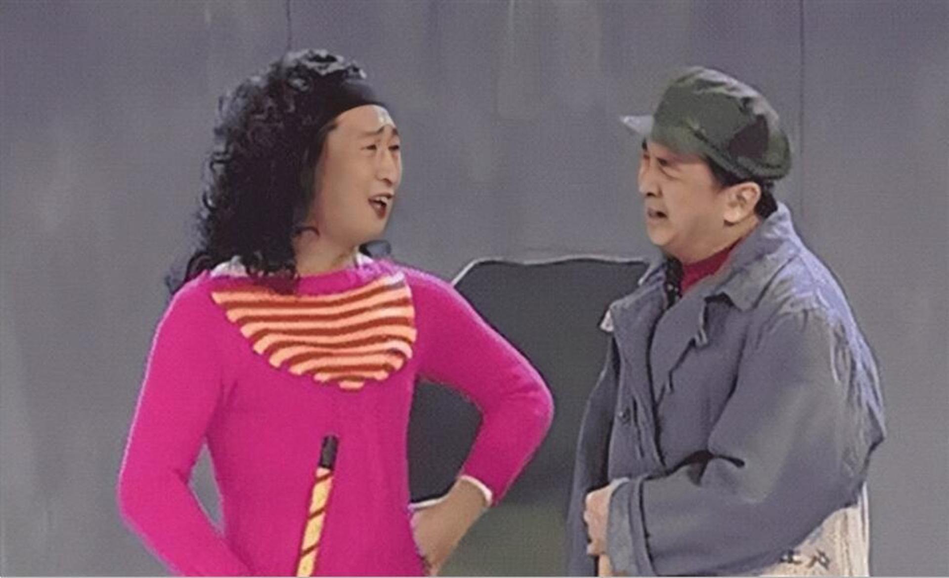 """林永健这年春晚的小品,被""""套去""""演了个女人,却让他从此大火"""