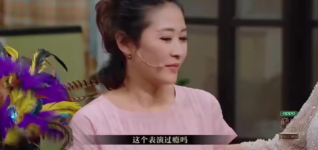 巅峰对决:姜思达评价佟大为、梁静表演没有代入感,场面尴尬