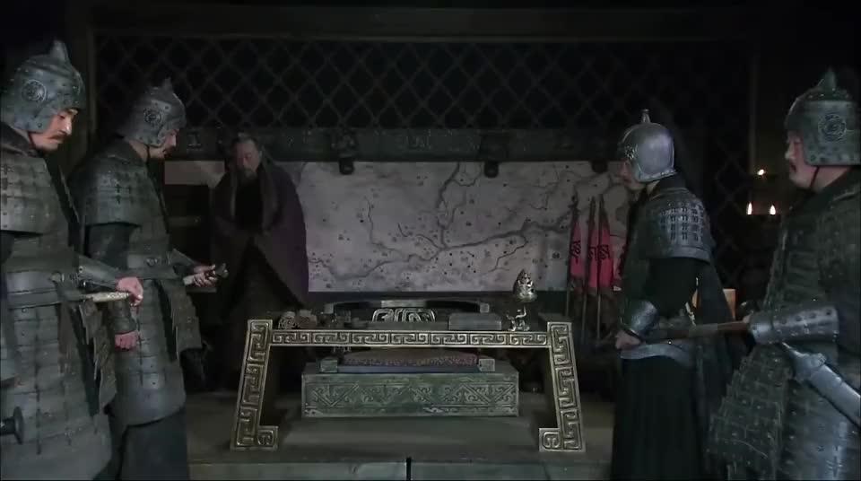 《三国》:司马懿给张郃抬棺,曹操当年勇将都消亡殆尽