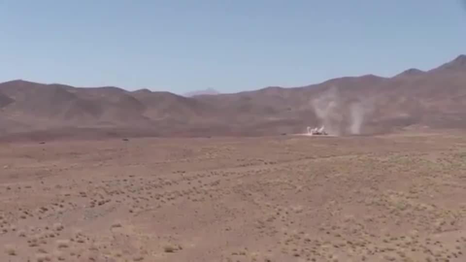 美军A-29超级攻击机模拟疯狂扫射,阿富汗伊拉克叙利亚实弹突袭