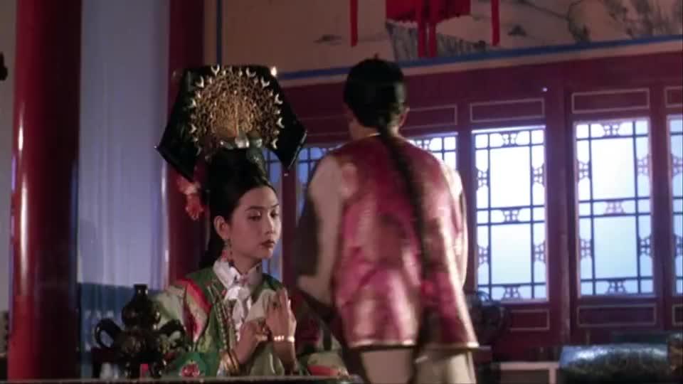 鹿鼎记2:建宁公主真是呛口小辣椒,也只有韦小宝能征服她了