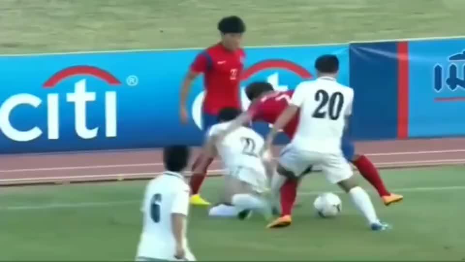 韩国队球场上到底做了什么,让乌兹别克斯坦球员这么暴怒