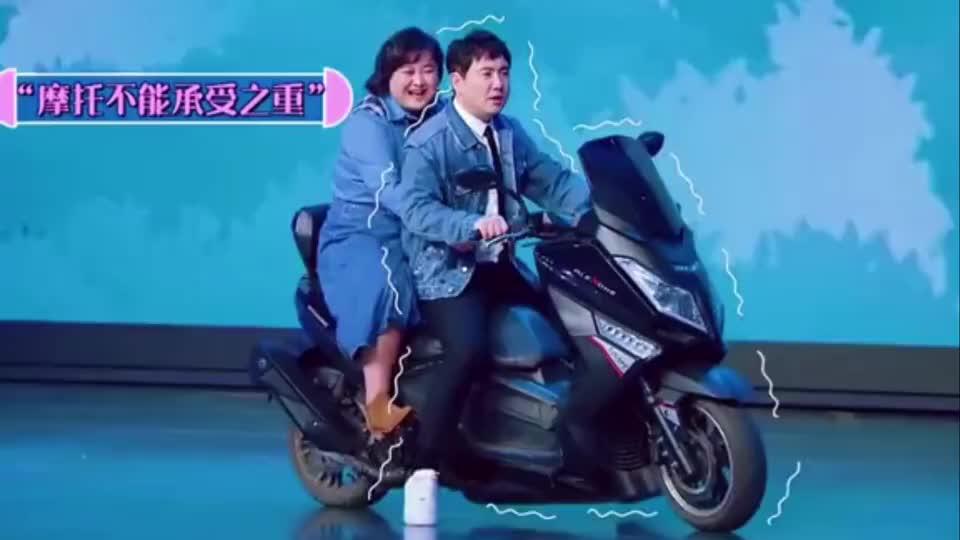 沈腾贾玲演绎《我想你》,俩人真配,来搞笑的
