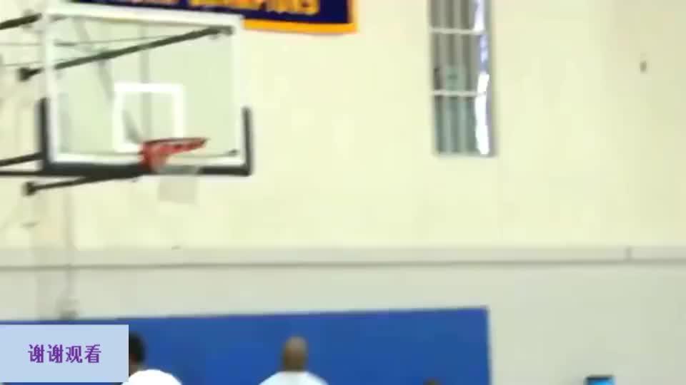 运球投篮不准?看看哈登如何练习后撤步投篮的,效果显著