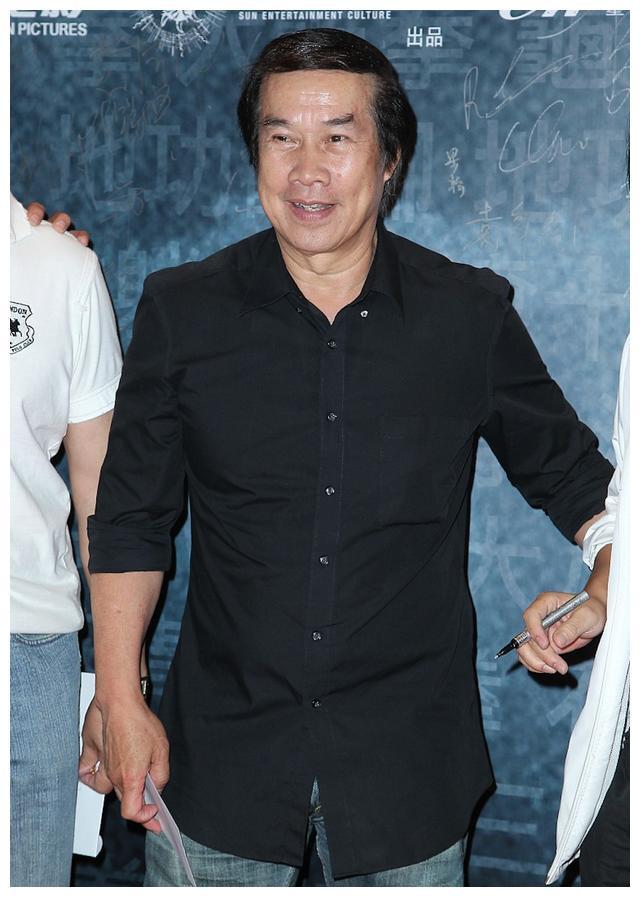白彪重返TVB入围男配角奖,受宠若惊不奢望拿奖,感激观众认可