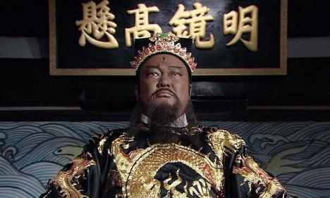 开封府包大人名垂千古, 他做过最大的官职是什么