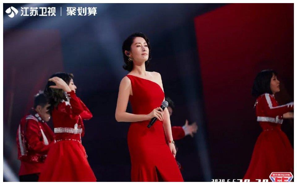 刘敏涛:37岁与富商前夫离婚,40岁+翻红再爆红!