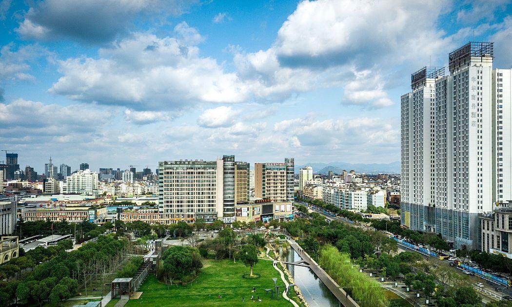 浙江存在感好低的城市,明明是二线强市,但名气却不如下辖县级市