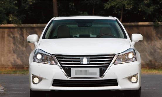 丰田皇冠改装猛雷汽车音响 全主动三分频加双超低音够烧