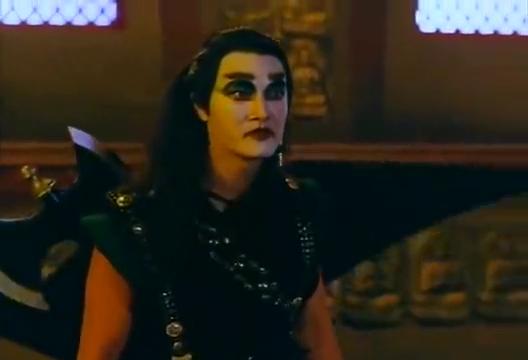 """密宗威龙:""""杀马特""""逆天童杀入神宫,灵童活佛珊珊来迟 ."""