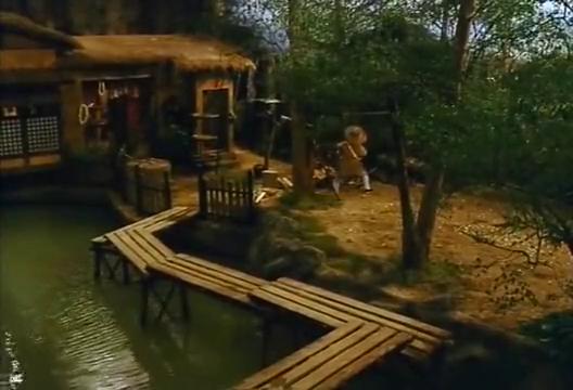 密宗威龙:洪金宝的宠物老鹰都会特异功能抓鱼,本人该有多厉害