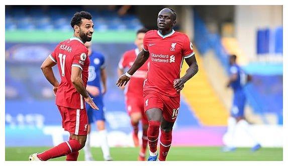 2-0!利物浦客胜切尔西,马内轰2球立头功,凯帕超级失误送大礼