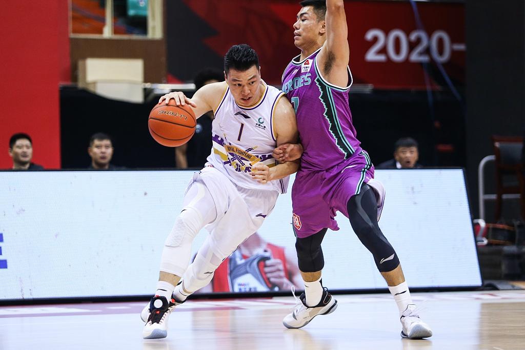 CBA第1轮,丁彦雨航缺阵,山东男篮99-83北京北控