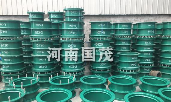 加长型防水套管性能及焊接工艺