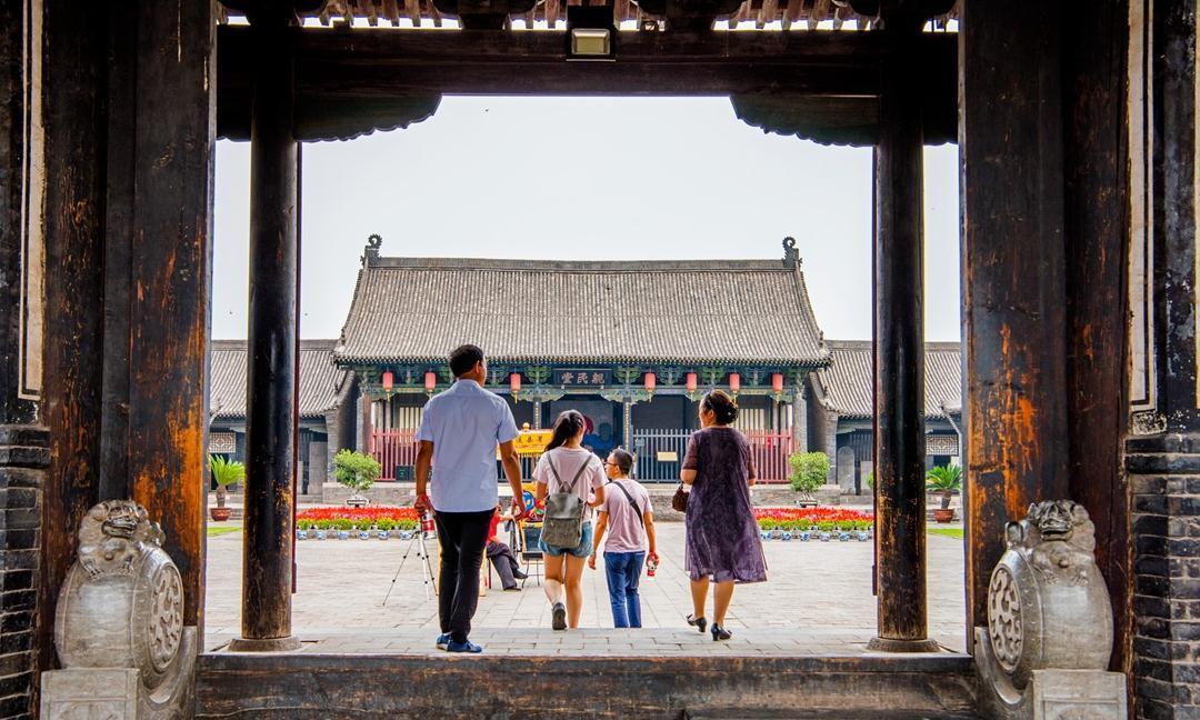 中国现存最大县衙,位于山西晋中,是世界遗产一部分,你去过吗?