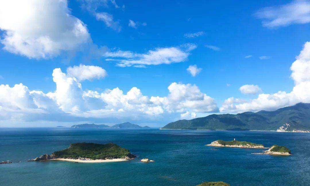 广东一座岛屿,无需门票即可登岛,是大亚湾海上百岛之一