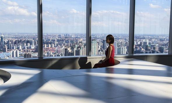 """中国""""接地气""""建筑,开瓶器形状高达101层,是上海人的骄傲"""