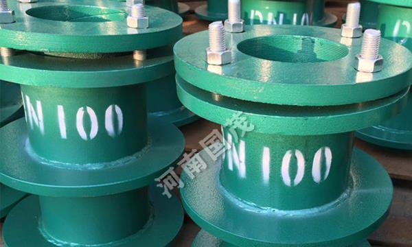 消防水池套管加设橡胶止水环的作用