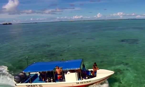 """世界级潜水胜地,美到极致却低调,马来西亚大海深处的""""伊甸园"""""""