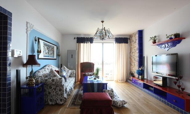180平四居室,花了18万,还是混搭风格