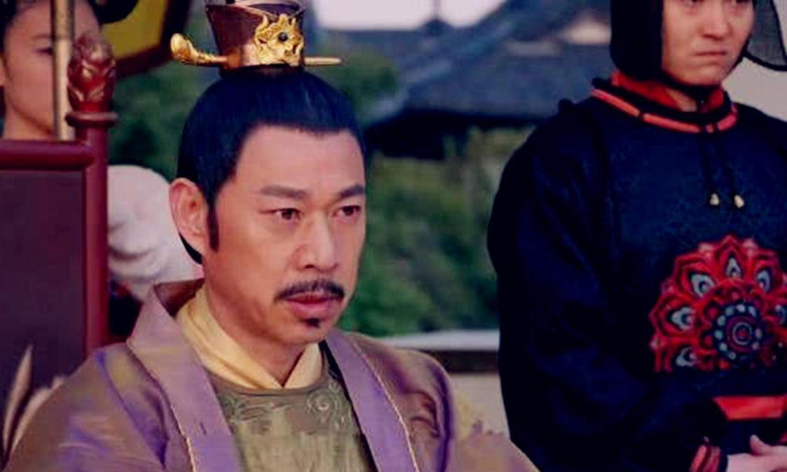 李世民成为帝王以后,李渊背后举动,让他痛苦!