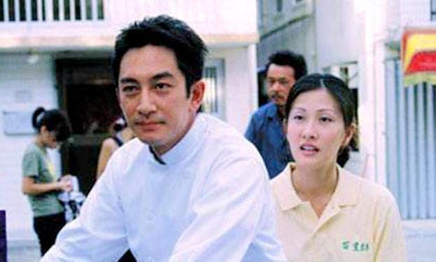 在《美味情缘》主演吴启华、陈慧珊、林峰、杨千嬅中