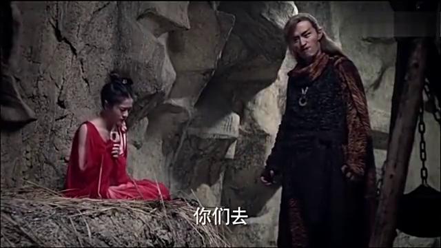 这狼妖的心可真大,这么漂亮的狐仙,便宜了自己的两个儿子!