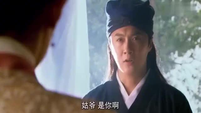 薛丁山以为梨花暴病而亡,伤心欲绝时,梨花又出现了!