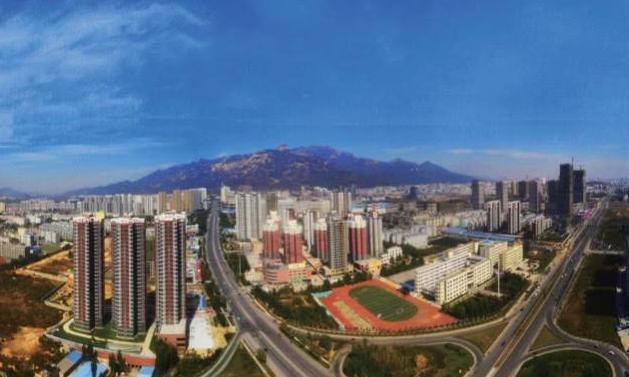 """山东最""""委屈""""的城市,位于泰山脚下却是四线城市,知名度小"""