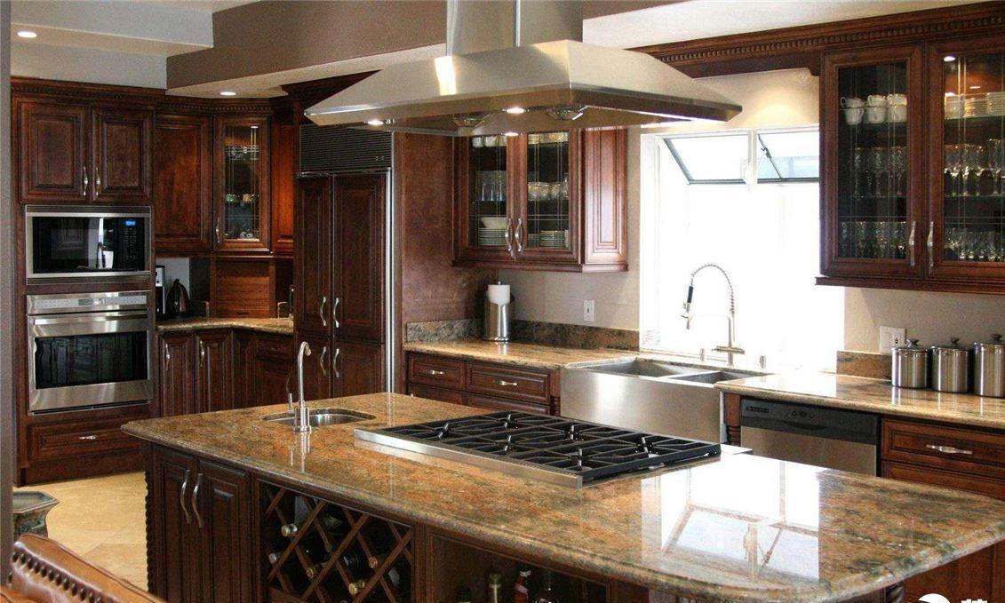 家庭橱柜台面什么材质最好用对了材料装修效果才更好