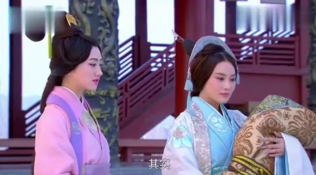 刘萱告诉班淑如何对付楼兰王女,真是一语惊醒梦中人