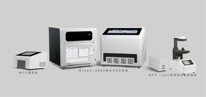 无极4注册登录致力研发基因检测设备,锐讯生物完成数千万元B1轮融资