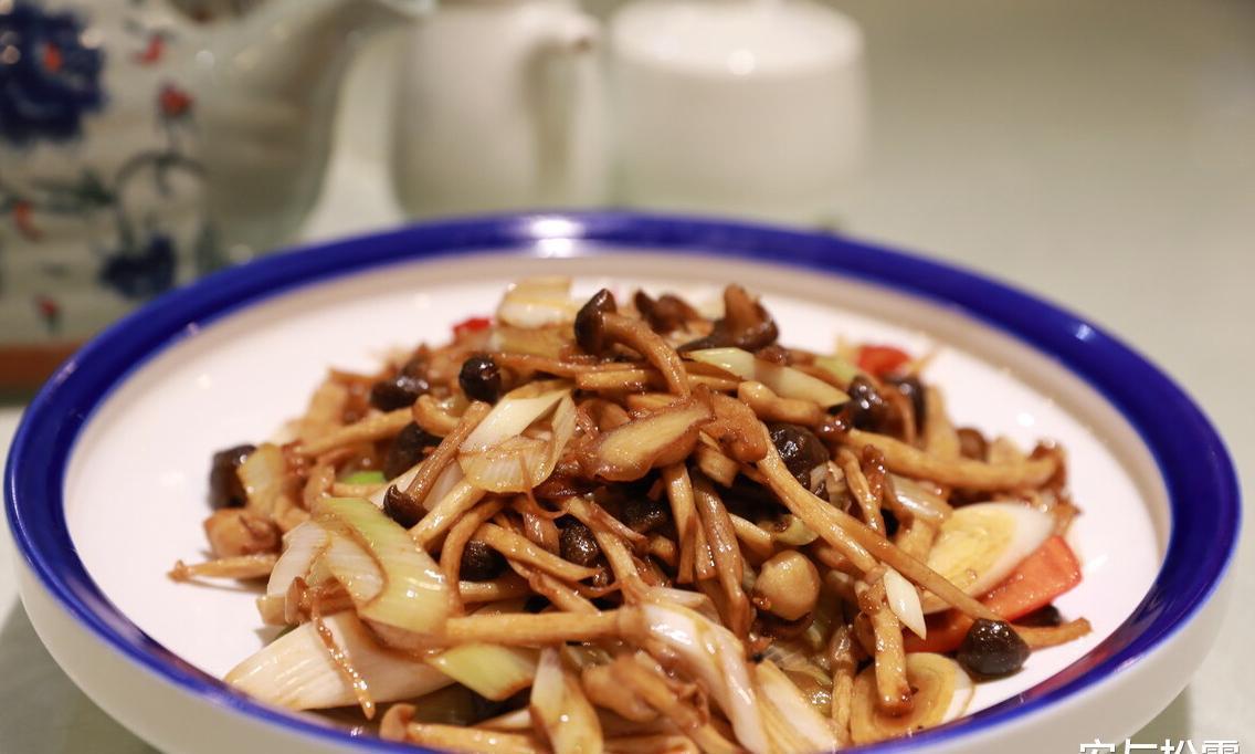 照烧蘑菇,香甜的杂菇新吃法,做法超简单的日式料理,学会自己做