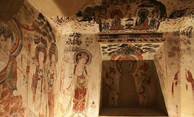 以壁画和石窟闻名天下的敦煌,究竟有多美?