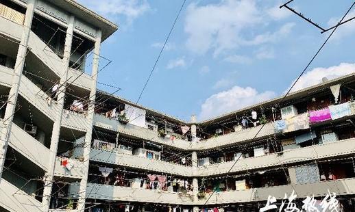 """上海价值极高的房子,是不可移动的文物,如今沦为""""群租房"""""""