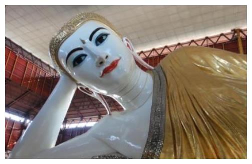 """世界最""""吓人""""的佛像,会发出莫名的声音,眉毛上能站3个人"""