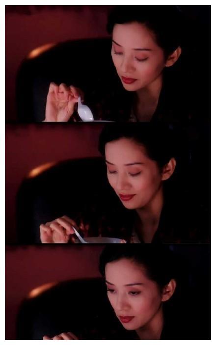 三版顾曼璐:梅艳芳仿佛是本人,蒋勤勤气质好绝,而刘嘉玲呢?