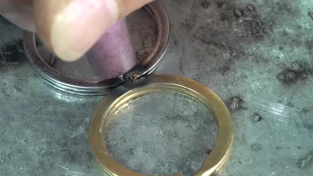 令人敬畏的焊接技术!厉害了,我的哥