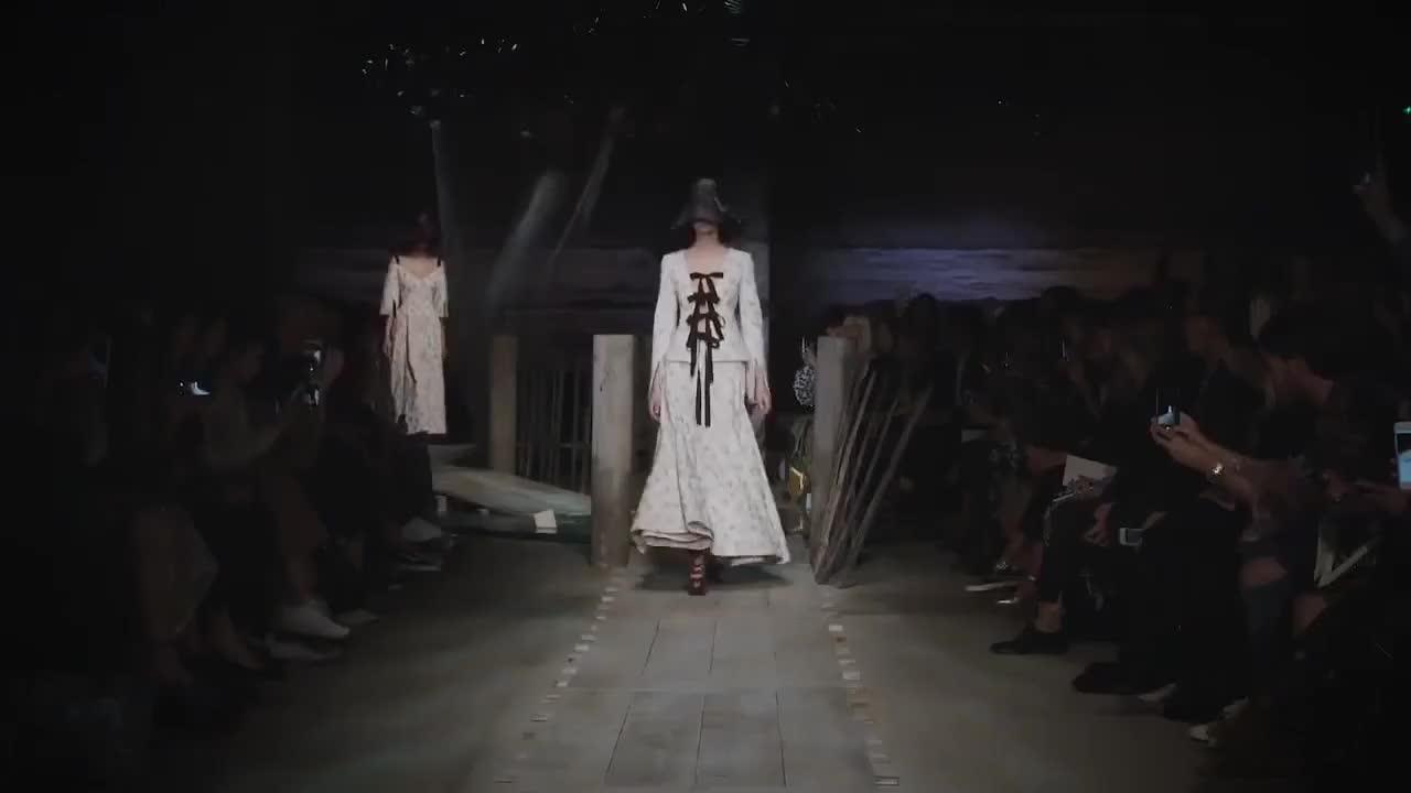 ERDEM 2017春夏时装秀