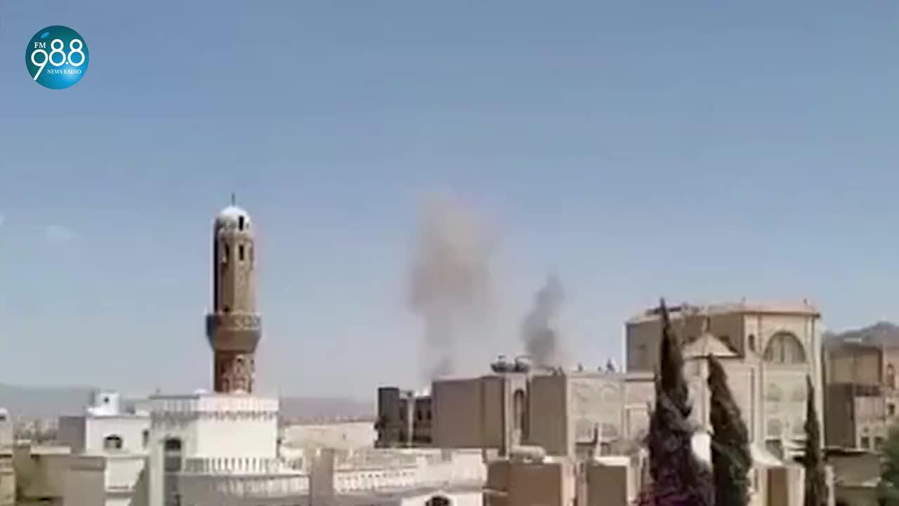 雷霆报复沙特战机猛烈轰炸也门首都数十次胡塞武装损失惨重