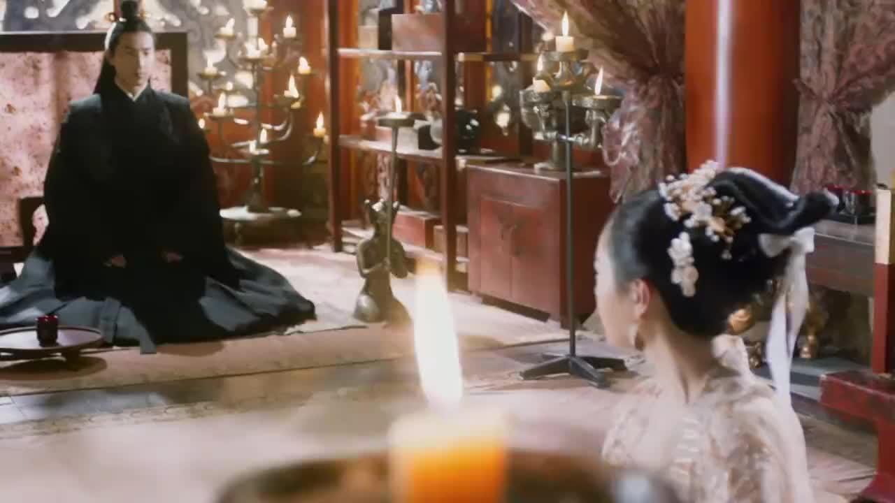 三生三世十里桃花:白浅即将跳下诛仙台,小阿离心有灵犀哭泣不止