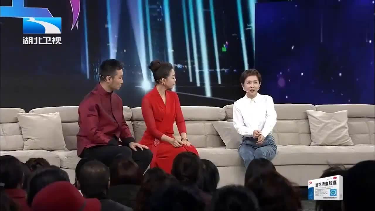 刘和刚做客节目,现场讲述育儿之道,王芳:跟孩子在一起非常幸福