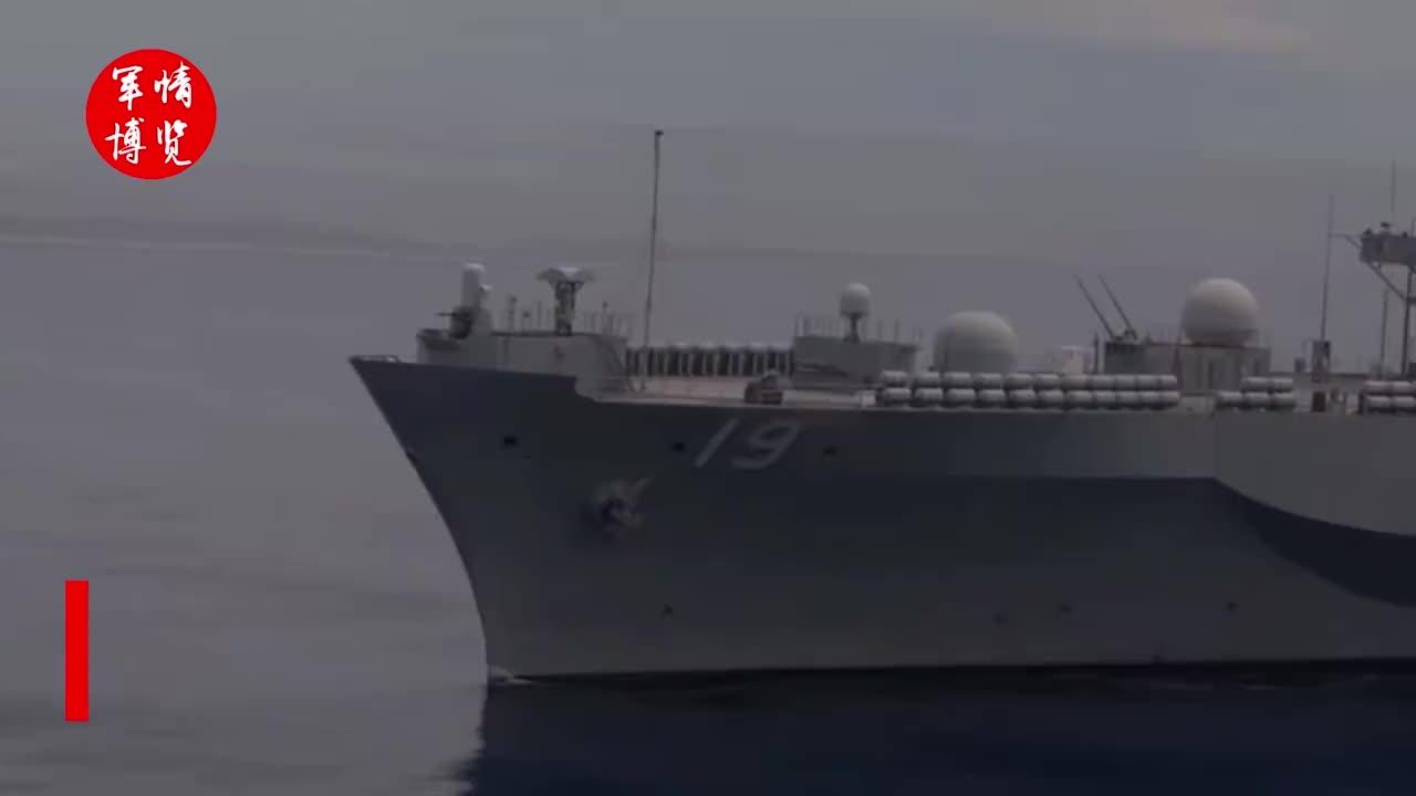 """2艘核潜艇抵近美国本土""""自由航行"""",32枚潜射导弹打开制导"""