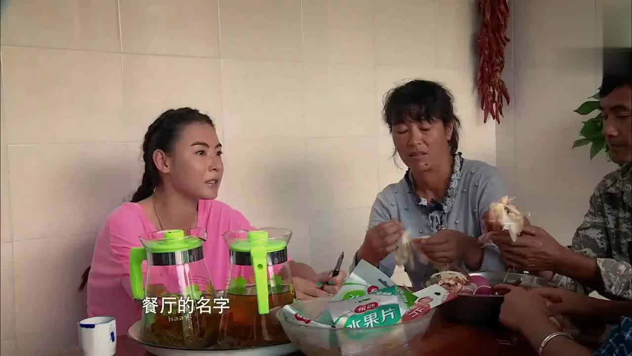 张柏芝在农村当媳妇,开农家乐,情不自禁唱起《星语星愿》
