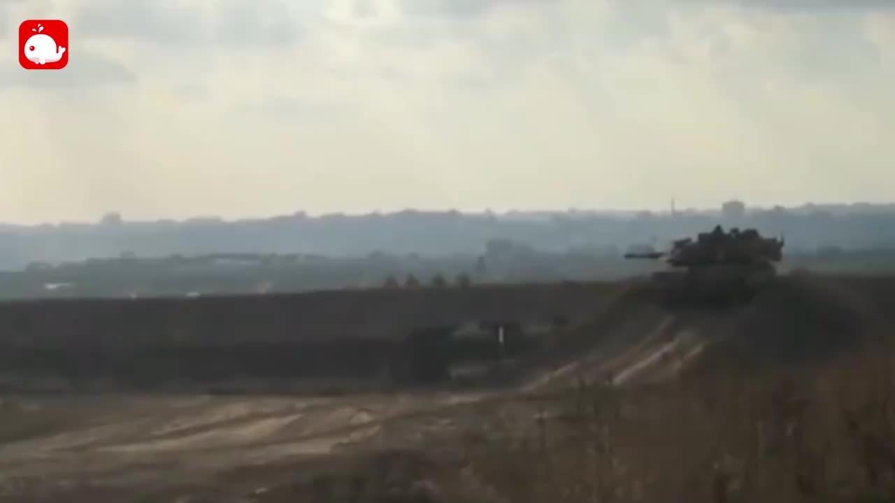 哈马斯发动突袭,敢死队声东击西,穿越叙利亚边境打击以色列