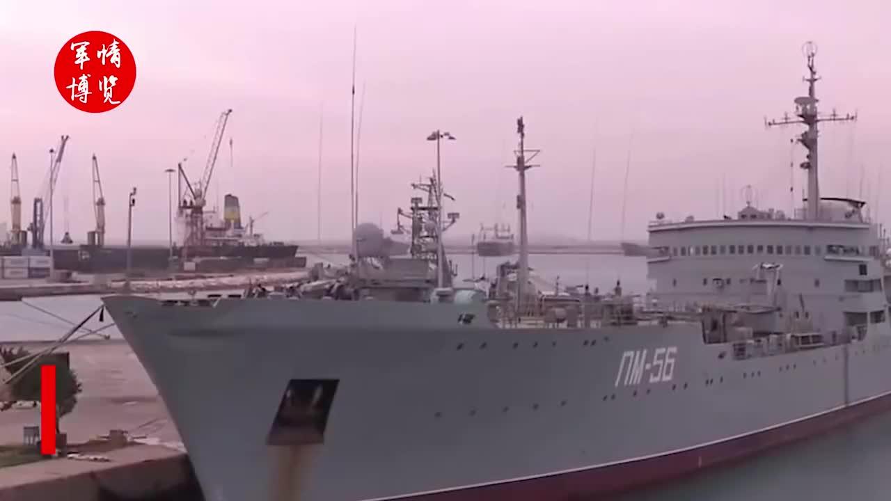 """强硬!美全球鹰闯入塔尔图斯军港侦察后,俄罗斯直接导弹""""伺候"""""""