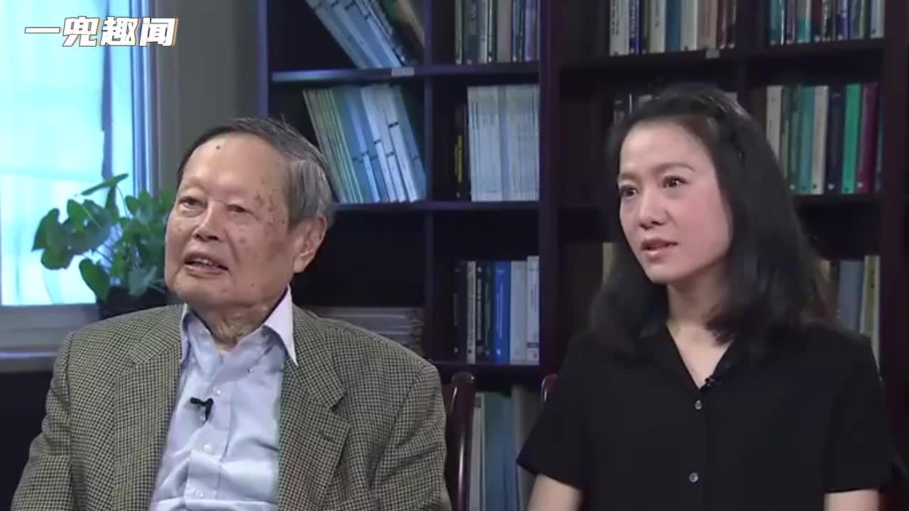 98岁杨振宁允许翁帆改嫁,但财产留给子女,她到底图什么?