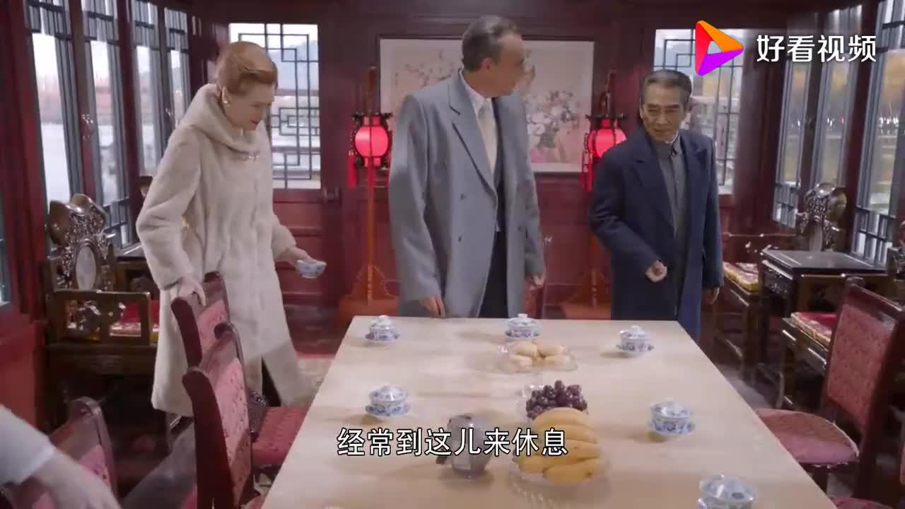 外交风云:毛主席和周总理在西湖有这么多故事,看周总理怎么说